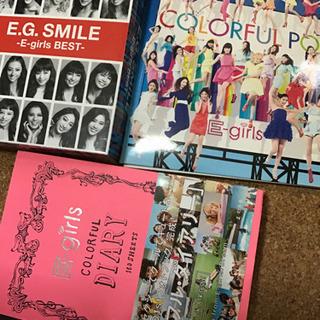 E-girls CD DVD イーガールズ
