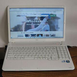 NECノート LS150/D (P6200/4G/320G)