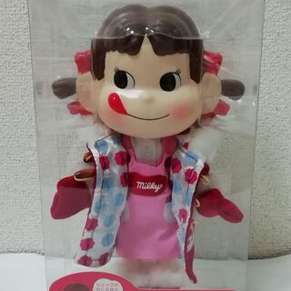 【未使用】ぺこちゃん 人形 2004年