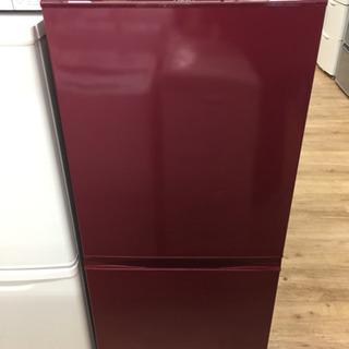 安心の半年間返金保証!AQUAの2ドア冷蔵庫です!