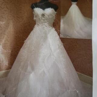 7号サイズウェディングドレス