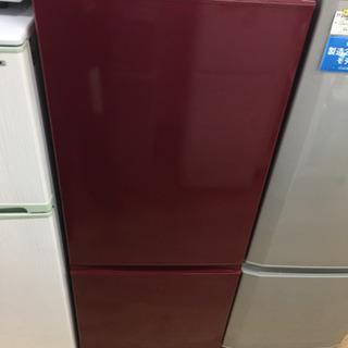 安心の半年間返金保証!AQUAの2ドア冷蔵庫です!!