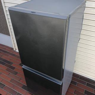 ■AQUA 冷蔵庫 2019年製 アクア 美品 ノンフロン冷凍冷蔵庫