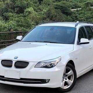 美車!本革張り!BMW 5シリーズ(5_SERIES)525iツ...