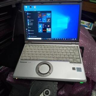 【第6世代】PanasonicレッツノートSZ Core i5 ...