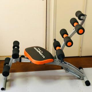 ワンダーコア 腹筋 フィットネス ダイエット器具 運動 自宅