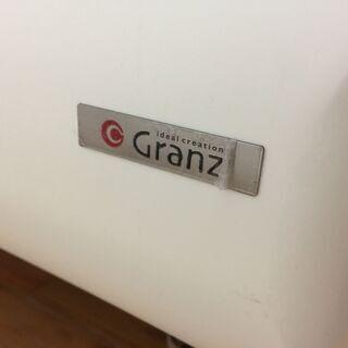 GRANZ グランツ ダブル ベッド ホワイト