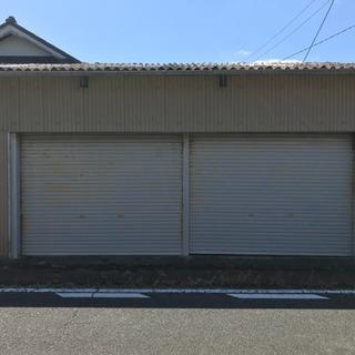 岡山県赤磐市町苅田 シャッターを売ります。