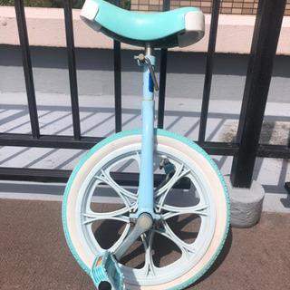 一輪車(要パンク修理)