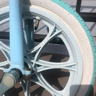 一輪車(要パンク修理) - 福岡市