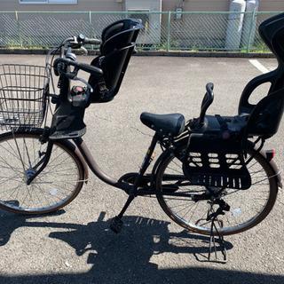 ブリジストン 幼児2人同乗用自転車