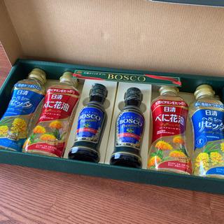 ★日清オイリオ ギフトセット 油 オリーブオイル 計6本