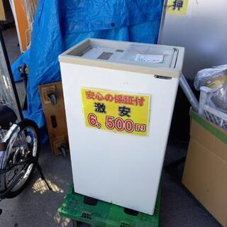 激安 冷凍庫 6,500円‼️爬虫類/両生類 餌 エサ等の保存に❕