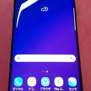 docomoスマホ Galaxy S9 ブラック SC-02K