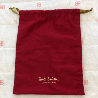 Paul smith ポールスミスの巾着袋 美品