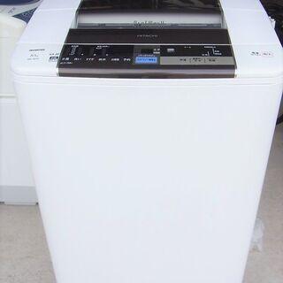 日立 全自動洗濯機 10Kg BW-10TV 2015 ビートウ...