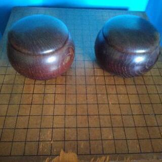 碁盤、碁石セット