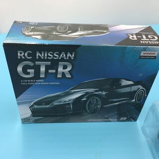 ★非売品 【新品・未使用品】 ラジコン 日産GT-R
