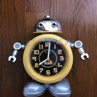 目覚まし時計(壊れてます)