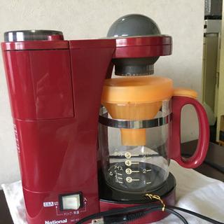 ミル付きコーヒーメーカー5杯まで(中古)