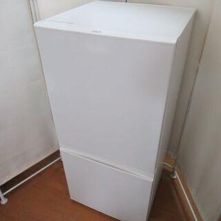 JAKN1587/冷蔵庫/2ドア/ホワイト/右開き/一人暮らし/...