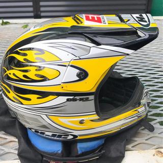 おまけつき♪ オフロード HJC ヘルメット Sサイズ