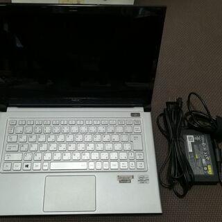 NECノートパソコンVersaPro VG UltraLite(...