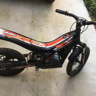 オセット16インチ電動バイク