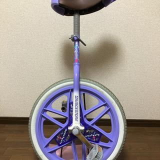 ブリジストン一輪車18インチ スケアクロウ