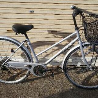 中古自転車206  27インチ