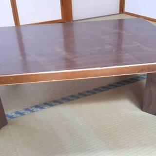 【0円】木製 ローテーブル