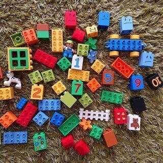大きめレゴブロック(3,4歳向け)