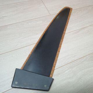 ウインドサーフィン カーボンフィン44cm N2fin