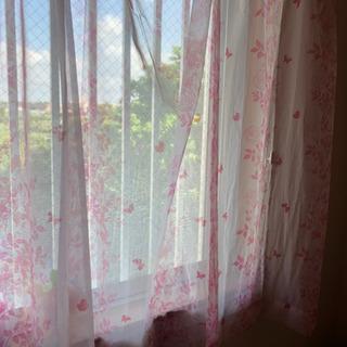100×135 未使用カーテン