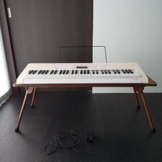 カシオ 電子ピアノ キーボード LK-115 光ナビゲーション