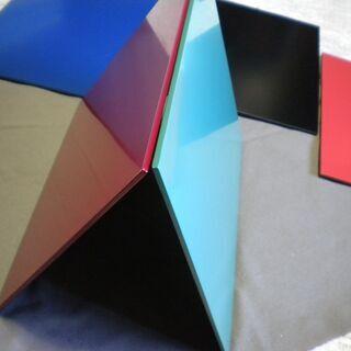 使いかたは自由◆うつくしい和色のプレート 5枚セット