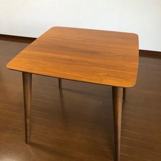 ダイニングテーブル TOMTE ウォールナット材