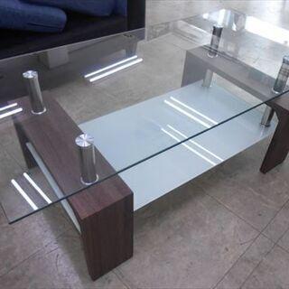センターテーブル(ガラス)