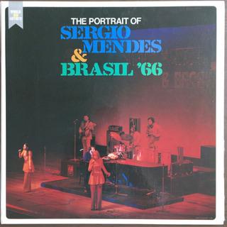 ザ・ポートレイトオブ・セルジオ・メンデス&ブラジル'66 LP ...