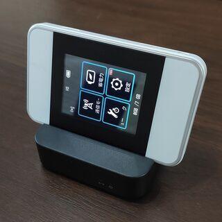 Wimax2 対応 WiFiルータ HMD15 中古美品