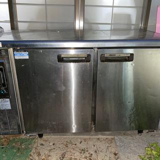 ホシザキ 業務用冷蔵庫 冷蔵庫 テーブル形冷蔵庫 コールドテーブ...