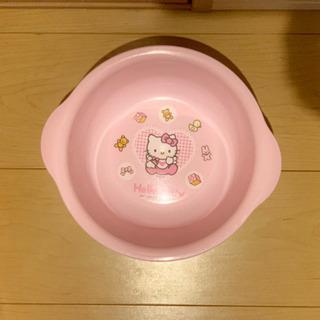 キャラクターベビーバスと洗面器差し上げます - 横浜市