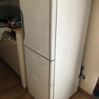 3ドア冷蔵庫 2014年製 日立 266L