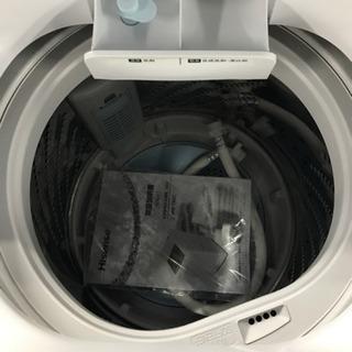 Hisense ハイセンス HW-T55C 2018年製 5.5kg 洗濯機 - 名古屋市