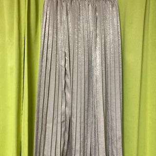 アクアガールプラス プリーツスカート フリーサイズ