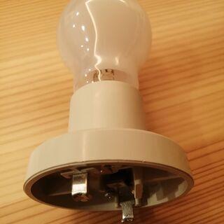 引掛けシーリング用 電球直付け照明 5セット