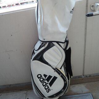 adidas アディダス キャディバッグ