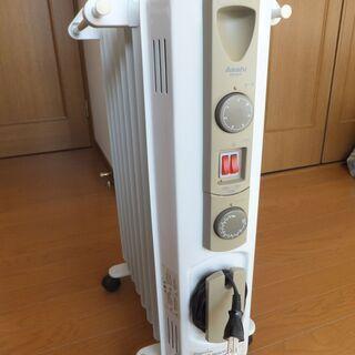 Aashi オイルヒーター ES-223H 1200W