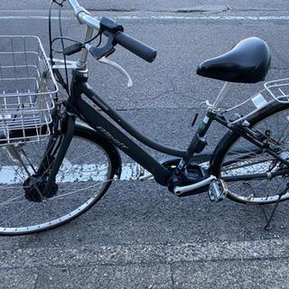 ブリヂストン 電動アシスト自転車 27インチ