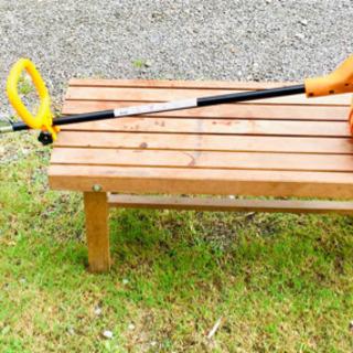 家庭用草刈機  〈3枚羽  電気コード式〉